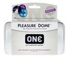 Pleasure Dome - ONE Condoms