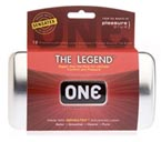 The Legend - One Condoms